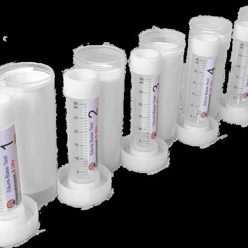 Gewebeübersäuerung Säure Base Tagesprofil im urin